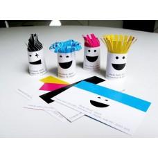 Индивидуальный дизайн визитки